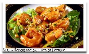 One way to prepare Shrimp Remoulade